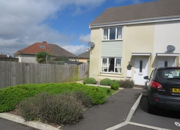Thumbnail 2 bedroom end terrace house for sale in Unity Park, Plymouth
