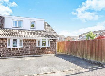 Thumbnail 3 bed semi-detached house for sale in Egelwin Close, Perton, Wolverhampton