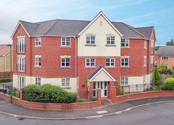 Thumbnail 2 bed flat for sale in Newton Square, Breme Park, Bromsgrove