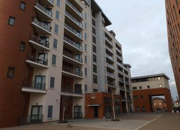 Thumbnail 3 bed flat to rent in The Junction, Slough