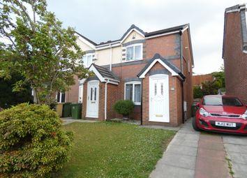 Thumbnail 2 bedroom semi-detached house for sale in Ellesmere Road, Bolton