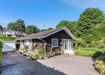 Thumbnail 3 bed bungalow for sale in Kenley Road, Headley Down, Bordon