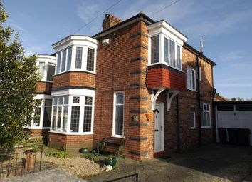 Thumbnail 3 bedroom semi-detached house for sale in Benton Road, Middlesbrough
