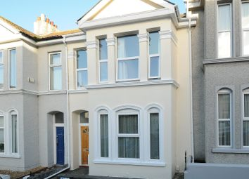 Thumbnail 2 bed flat for sale in Southern Terrace, Plymouth, Devon