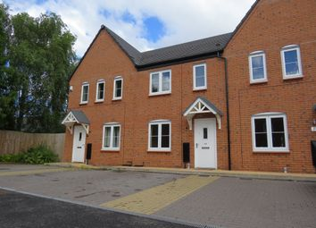 Thumbnail 3 bed terraced house for sale in Pearl Brook Avenue, Stafford