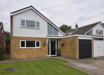 Thumbnail 3 bed detached house for sale in Galaxie Road, Cowplain, Hampshire