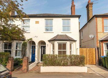 3 bed semi-detached house for sale in Elmgrove Road, Weybridge, Surrey KT13