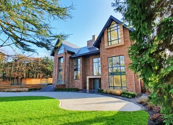 Thumbnail 5 bed detached house for sale in Hill Top, Hale, Altrincham