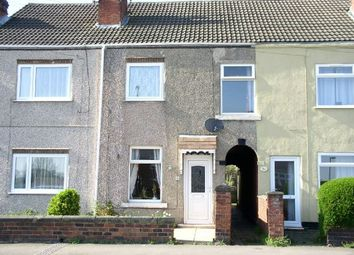Thumbnail 2 bed terraced house for sale in Swanwick Road, Leabrooks, Alfreton