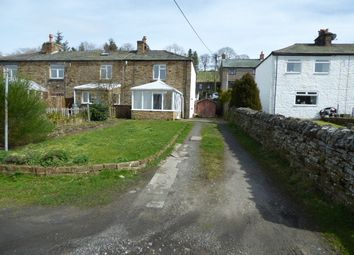 Thumbnail 1 bed end terrace house for sale in Hillersdon Terrace, Nenthead, Alston