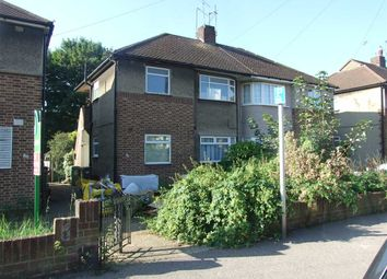 Thumbnail 2 bedroom maisonette for sale in Eversley Avenue, Bexleyheath
