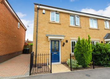 Thumbnail 3 bed town house to rent in Chedington Avenue, Nottingham