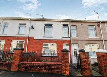 Thumbnail 2 bed terraced house for sale in Harford Street, Sirhowy, Tredegar
