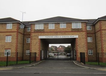 Thumbnail 2 bed flat for sale in Maybank Avenue, Hornchurch