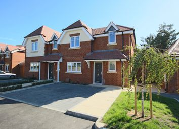 Woodlands Park Road, Maidenhead SL6. 3 bed semi-detached house