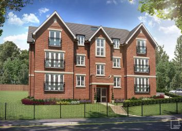 Thumbnail 2 bed flat to rent in Midwinter Court, Chandos Road, Buckingham