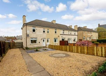 Thumbnail 2 bed end terrace house for sale in Craigneuk Street, Wishaw, North Lanarkshire