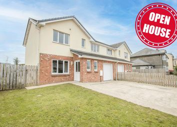Thumbnail 4 bed semi-detached house for sale in 29 Albany Road, Peel, Isle Of Man