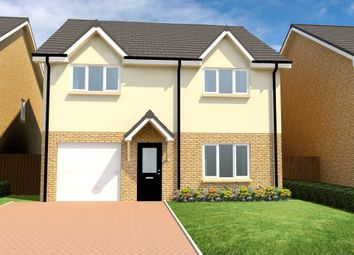 Thumbnail 4 bedroom detached house for sale in Irvine Road, Eglinton Meadow, Kilwinning