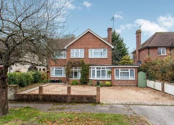 Thumbnail 5 bed detached house for sale in Mayford, Woking, Surrey