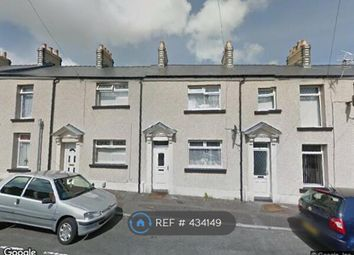 Thumbnail 3 bed terraced house to rent in Earl Street, Swansea