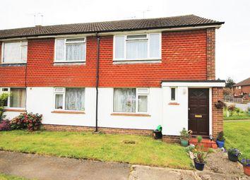 Thumbnail 2 bed maisonette to rent in Royston Road, Byfleet, West Byfleet