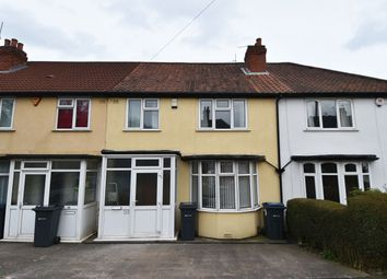 Thumbnail 3 bed terraced house to rent in Maas Road, Northfield, Birmingham