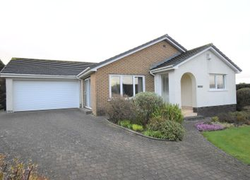 Thumbnail 3 bed detached bungalow for sale in 12 Wadsworth Park, Branthwaite, Workington, Cumbria
