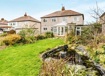 Thumbnail 3 bed semi-detached house for sale in Goldington Avenue, Oakes, Huddersfield, West Yorkshire