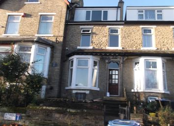 Thumbnail 4 bed terraced house for sale in Athol Road, Bradford