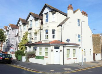 Thumbnail 3 bedroom flat for sale in Bournemouth Road, Folkestone