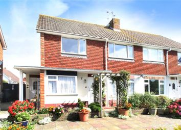 Thumbnail 2 bed flat for sale in Sutherland Close, Rustington, Littlehampton