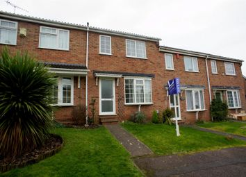 Thumbnail 3 bed town house to rent in Alder Close, Oakwood, Derby