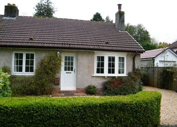 Thumbnail 2 bed semi-detached bungalow to rent in Roman Road, Bearsden, Glasgow