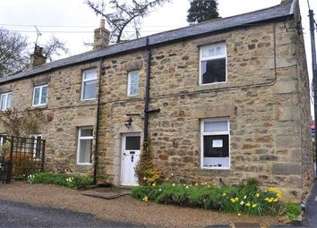 Thumbnail 2 bed cottage to rent in Front Street, Wall, Hexham
