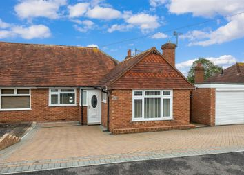 Thumbnail 3 bed semi-detached bungalow for sale in Grangecourt Drive, Bexhill-On-Sea