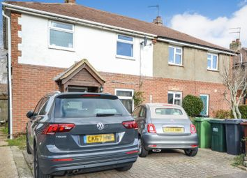 Thumbnail 3 bed property for sale in Knoll Crescent, Eastbourne