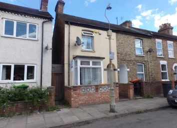 Thumbnail 2 bed end terrace house for sale in Edward Road, Bedford, Bedfordshire