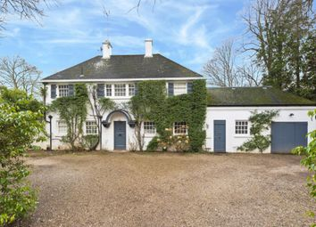 Thumbnail 4 bedroom detached house to rent in The White House, Broad Highway, Cobham