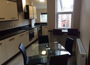Thumbnail 4 bed flat to rent in Dickenson Road, Manchester