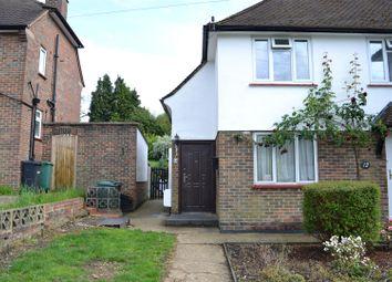 Thumbnail 3 bedroom maisonette for sale in Shawley Crescent, Epsom