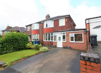 Thumbnail 4 bed semi-detached house for sale in Hollyedge Drive, Prestwich, Manchester
