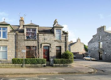 Thumbnail 2 bed flat for sale in Leslie Terrace, Aberdeen