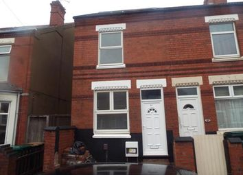Thumbnail 4 bedroom end terrace house for sale in Lowther Street, Coventry, West Midlands