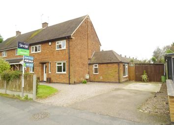 Thumbnail 4 bed semi-detached house for sale in Highfields Road, Mountsorrel, Loughborough