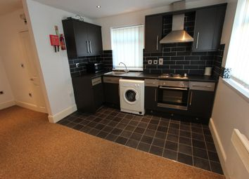 Thumbnail 1 bed flat to rent in Withnell Road, Blackpool
