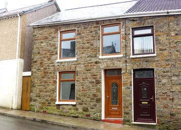 Thumbnail 3 bed end terrace house for sale in Alexandra Road, Pontycymer, Bridgend.