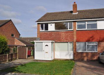 Thumbnail 3 bed semi-detached house to rent in Redwood Avenue, Killamarsh, Sheffield