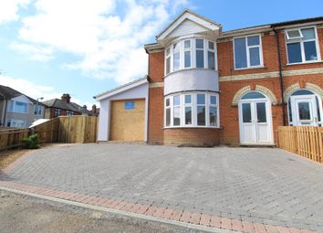 Thumbnail 4 bed semi-detached house for sale in Fitzmaurice Road, Ipswich