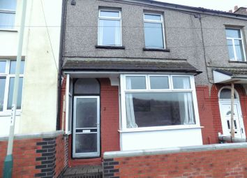 Thumbnail 3 bed terraced house for sale in Coronation Terrace, Senghenydd, Caerphilly